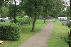 Camping en recreatiepark De Weuste
