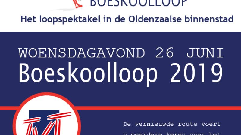 Technische Veren Twente Boeskoolloop