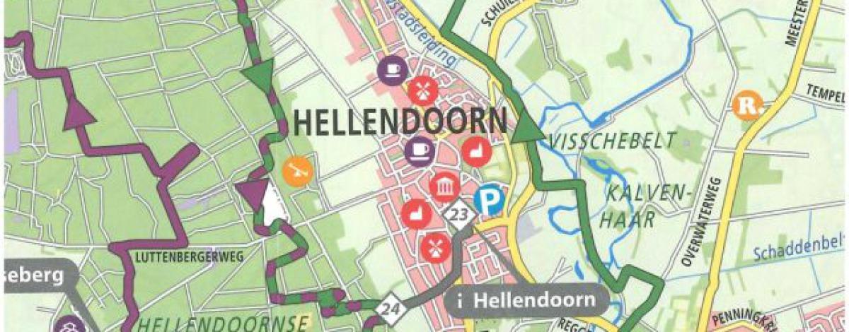 Groene Reggedal Route