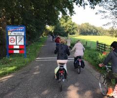 Fahrradtour für Senioren