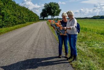 Door 't Friesche Veld 23 km
