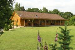 Groepsaccommodatie Melody Ranch