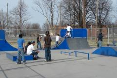 Skatepark Den Ham