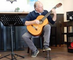 GEANNULEERD: Muziekcafé de Marke