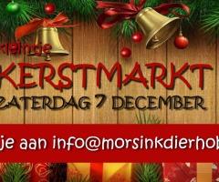 Kleintje kerstmarkt
