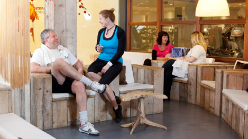 PLAZA Squash & Fit-theater BV