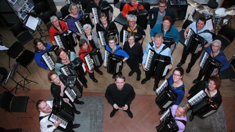 Najaarsconcert accordeonvereniging