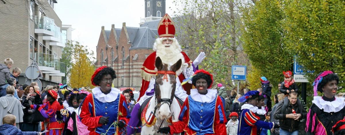 Sinterklaas in Rijssen-Holten
