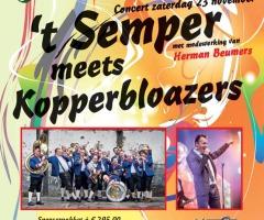 Semper trifft Köpperbloazer