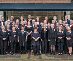 Jubileumconcert zangvereniging Cantica Nova
