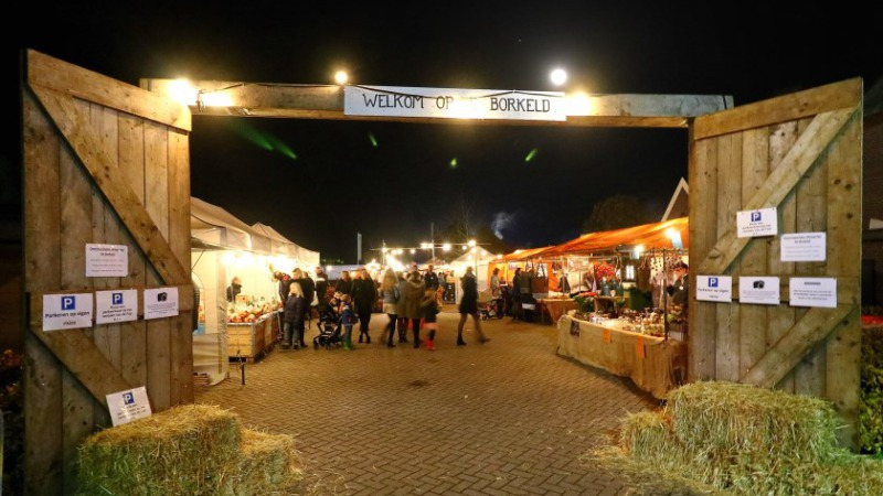 Winterfair  de Borkeld