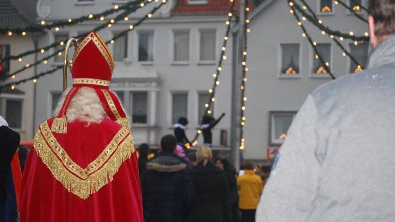 Dag Sinterklaasje…