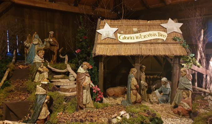 Een echt kerstgevoel bij Steenfabriek De Werklust