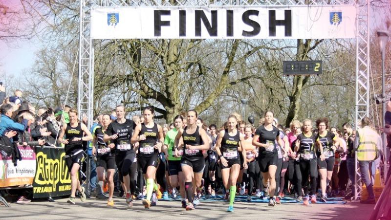 Ladies Park Run (geannuleerd)