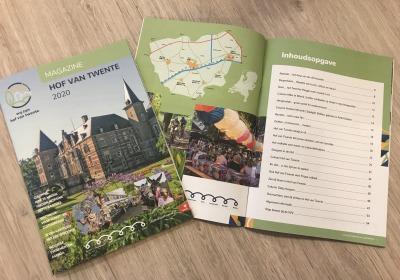 Magazine Hof van Twente 2020 nu te verkrijgen!