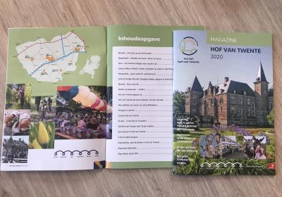 Magazine Hof van Twente klaar!