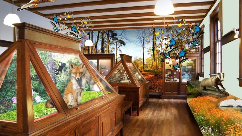 Provinciaal Natuurhistorisch Museum Natura Docet