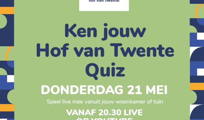 Ken jouw Hof van Twente quiz