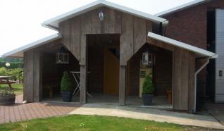 Wijngaard en Camperplaats Baan