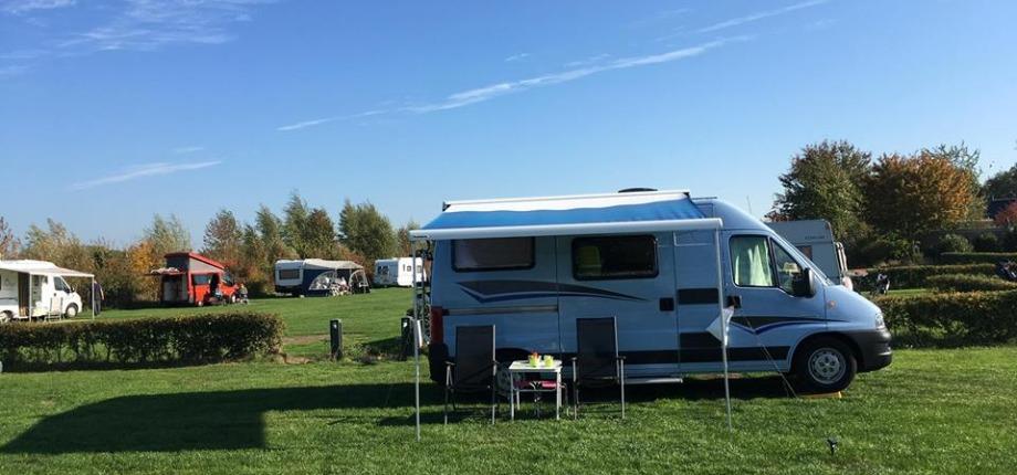 Kampeerhoeve Bussloo - camperplaats