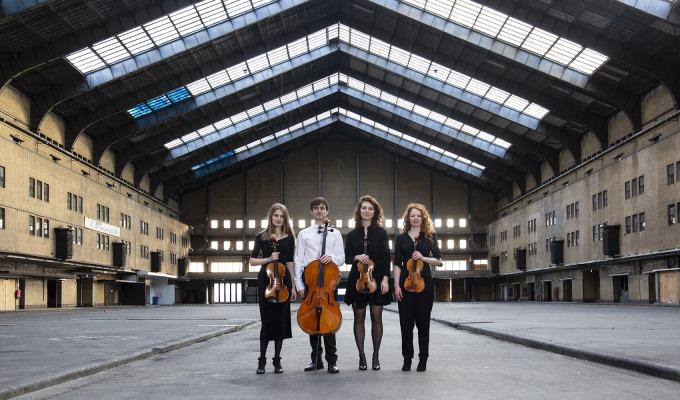 Delden Klassiek | Belinfante Quartet