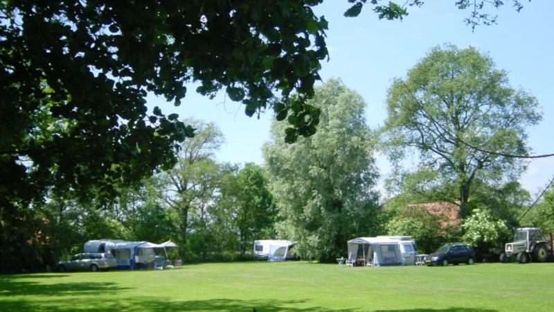 Camping Aan het Twentepad SVR