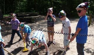 Arrangement: Schatgraven in het Lutterzand