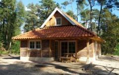 Landgoed Lutterzand Recreatiewoningen
