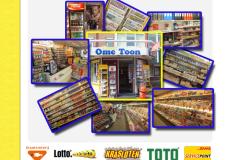 Kiosk Ome Toon