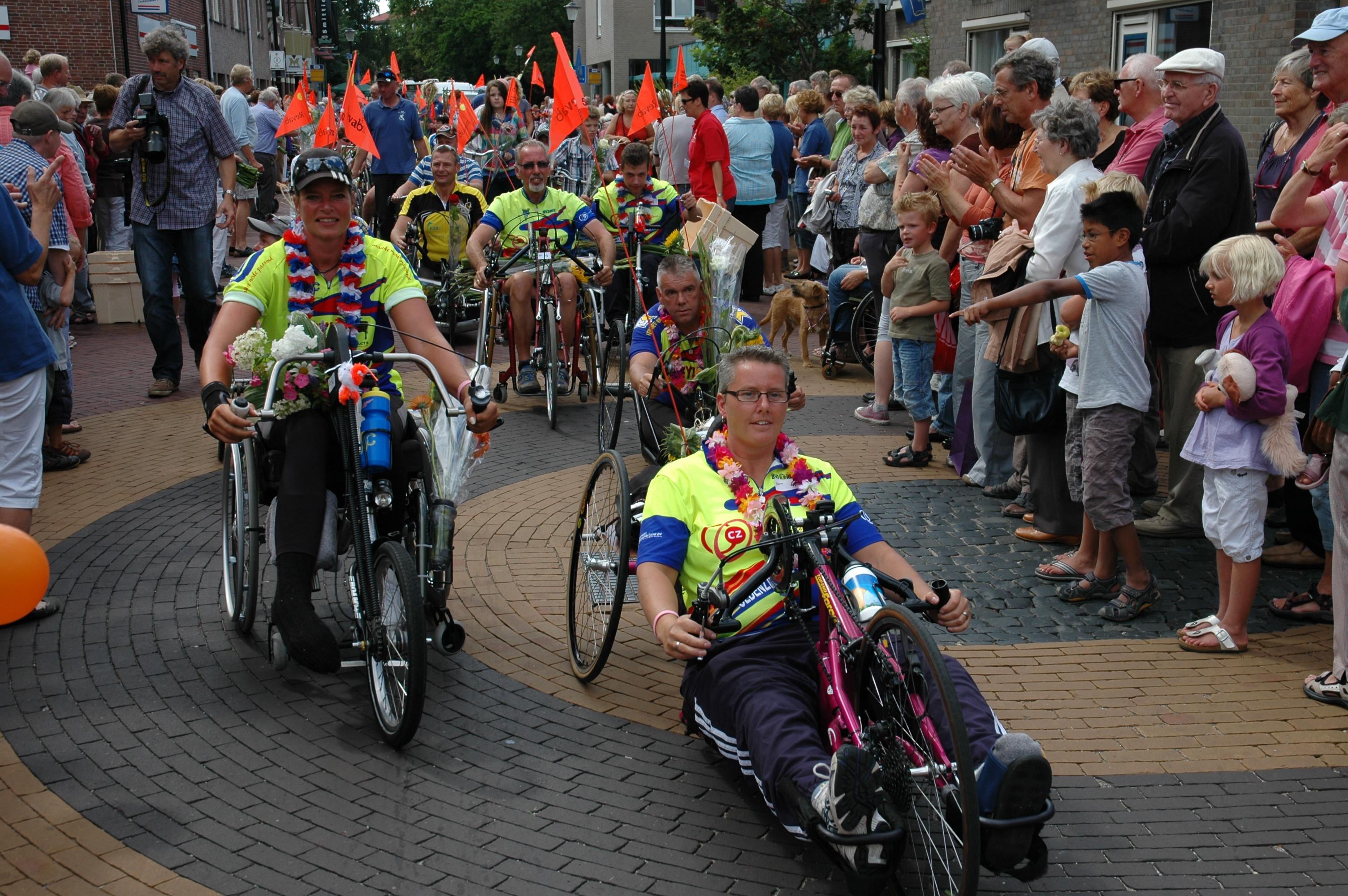 Twentse-Rolstoel4daagse-Delden