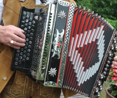 GEANNULEERD: Harmonica- en Accordeon Folklore Festival