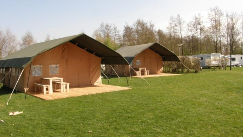 Camping Bungalowpark De Papillon