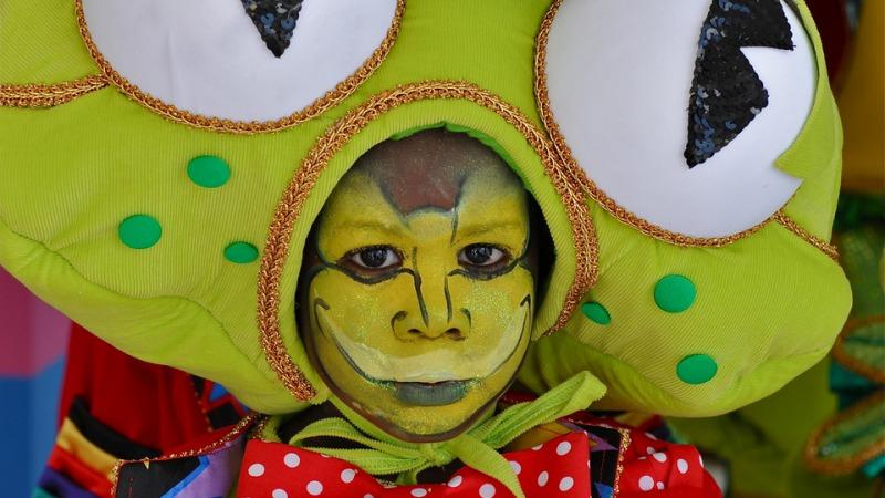 Kinderkarneval in Denekamp