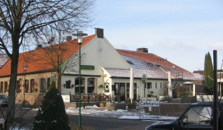 Café Zalencentrum De Vereeniging