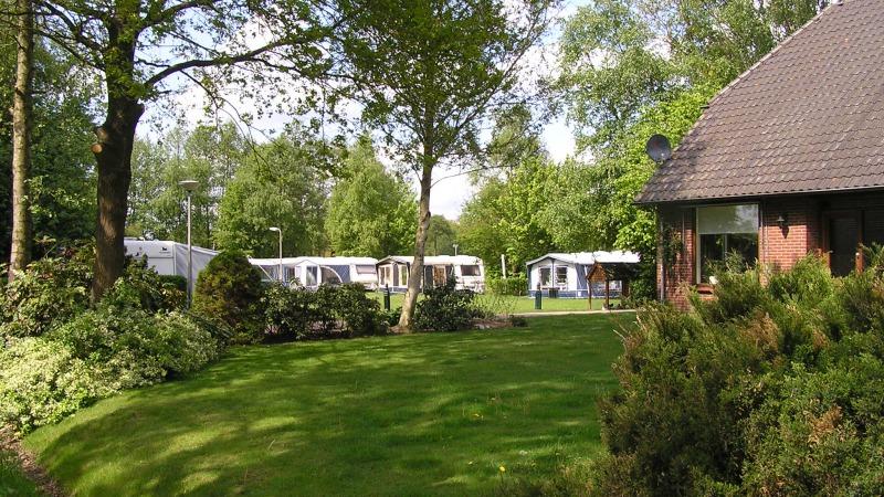 Mini-camping Martenshoek