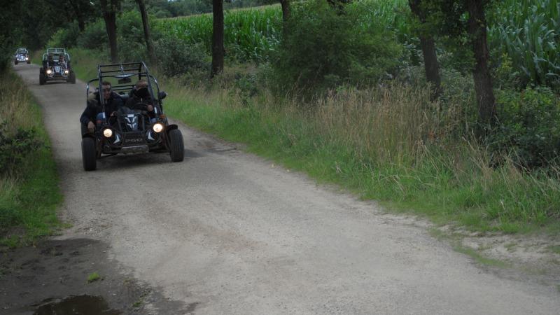 Twente Tuk Tuk & Buggy Cross