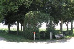 Joodse begraafplaats.