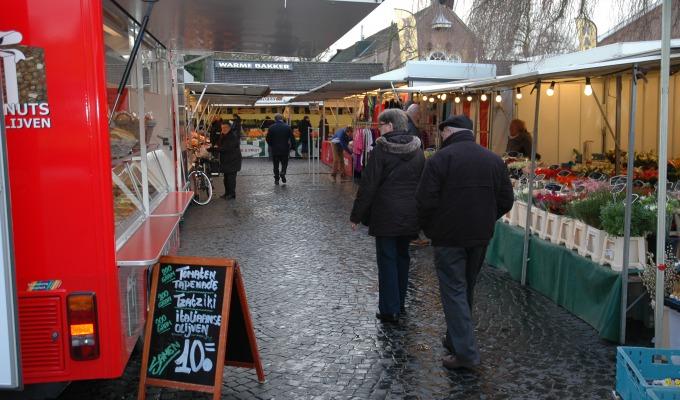 Weekmarkt Delden