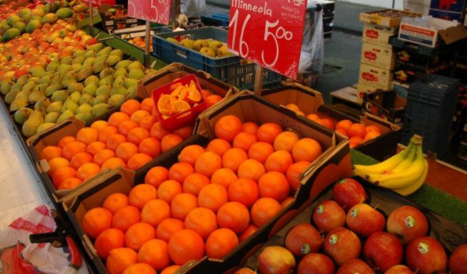 Weekmarkt Markelo