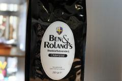 Ben & Roland's städtischkaffeebrennerei