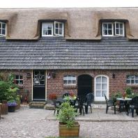 Pension en Engels theehuis de Hoestinkhof