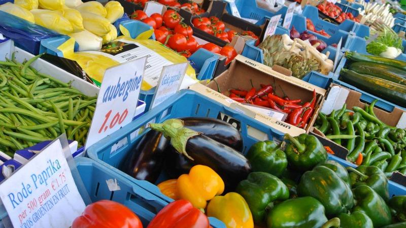 Vrijdagmarkt Holten