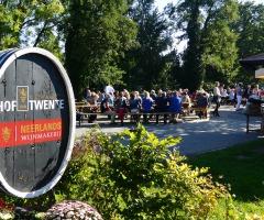 Open dag Wijngaard Hof van Twente