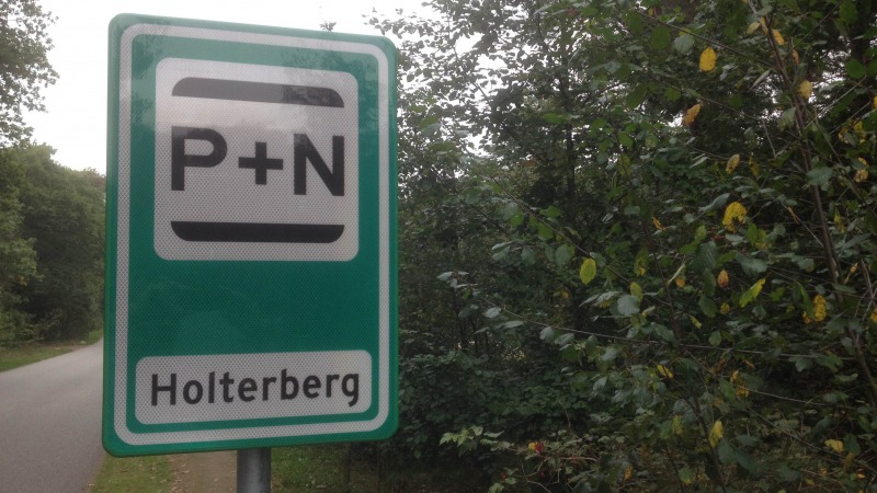 Parkeren (P+N) Holterberg