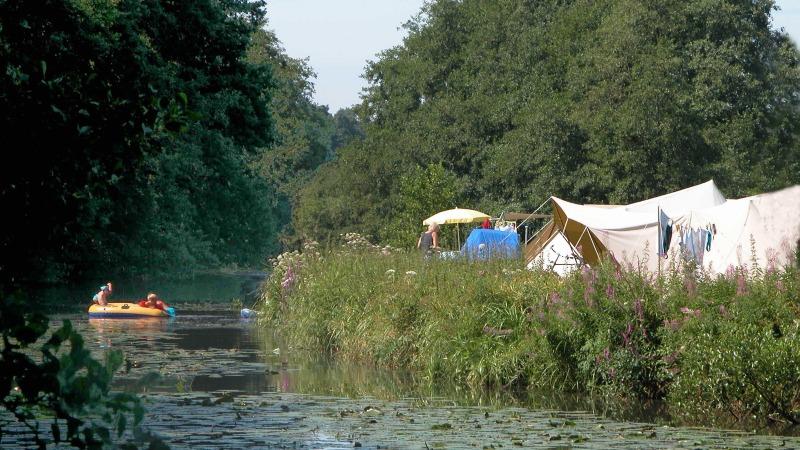 Natuurcamping De Roos