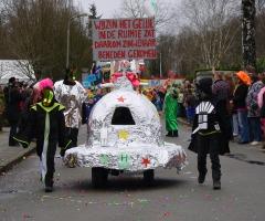 Carnavalsoptocht Beuningen