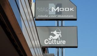 Van Mook Männermode