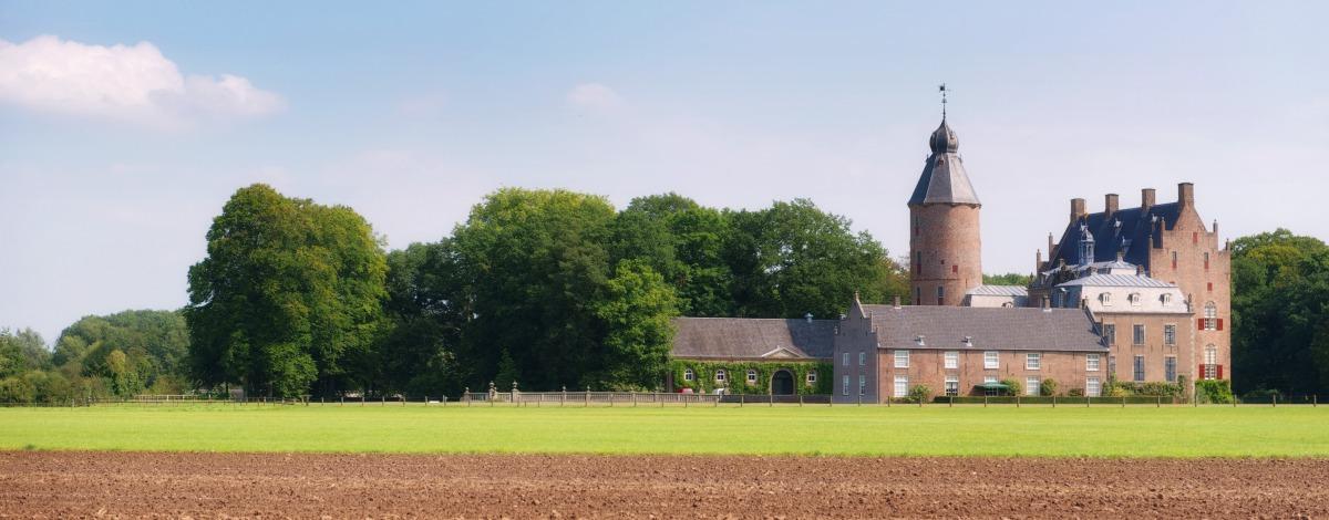 Dalfsen het landgoederen dorp