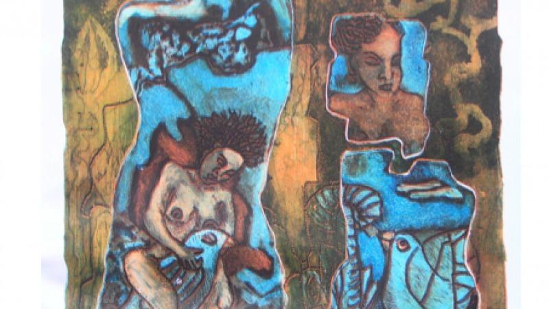 Schilderijen & Glas-in-Lood Anneke Vincenten
