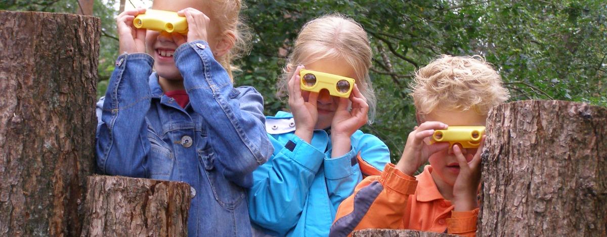 Het Wolvenspoor. De spannendste wandelroute voor kinderen in Ommen!